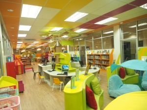 New Primary library