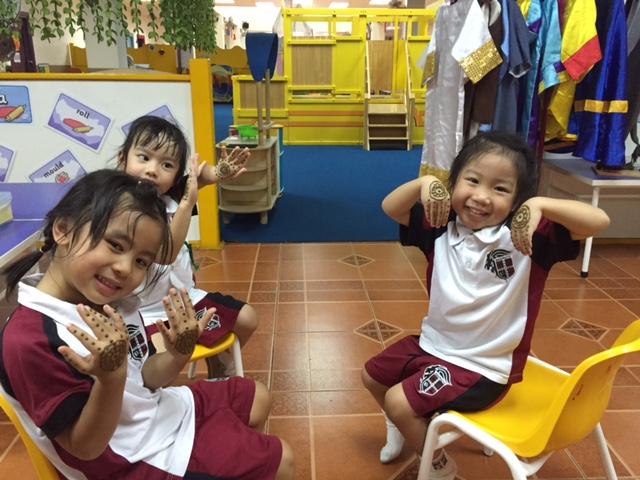 Nursery Mendhi